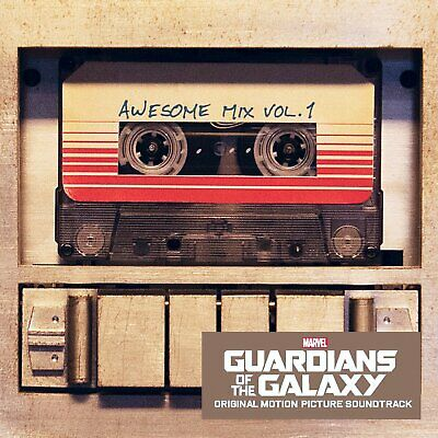 Guardians of the Galaxy Awesome Mix Vol.1 Spanish Audio CD by Soundtrack Pop