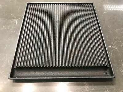 Electrolux - Cast iron single burner ribbed plate. Suits 700XP range gas burners