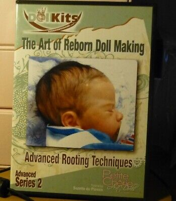 Instructional DVD by professional reborn doll artist. A must have to collection