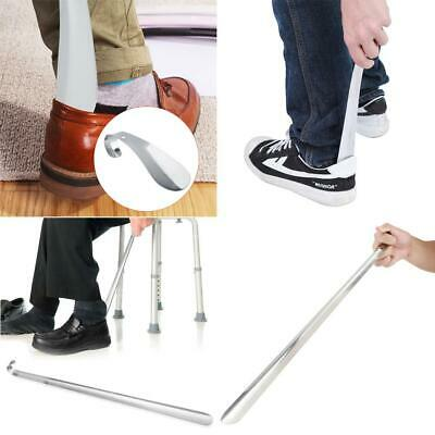 Quality Strong Stainless Steel Shoehorn Shoe Lifter for Kids Women Old Man