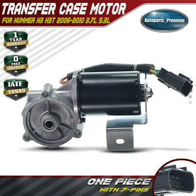 Transfer Case Shift Motor Actuator w/7 pins for Hummer H3 H3T 2006-2010 89059551