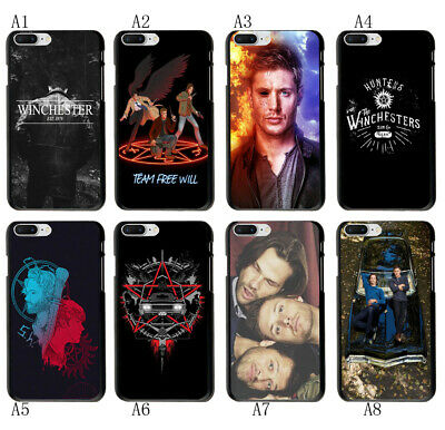 Supernatural Car Winchester Soft Rubber Case Cover For iphone X 6S 7 8 Plus