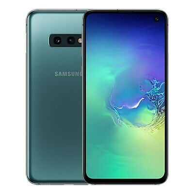 BRAND NEW Samsung Galaxy S10e SM-G970F/DS, 128GB Dual Sim UNLOCKED - Prism Green
