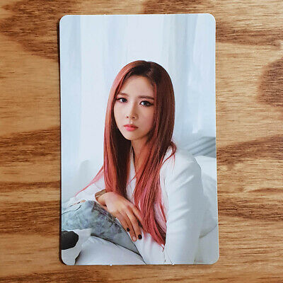 Yoohyeon Official Photocard Dream Catcher 4th Mini Album The End of Nightmare