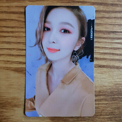 Dami Official Photocard Dream Catcher 4th Mini Album The End of Nightmare