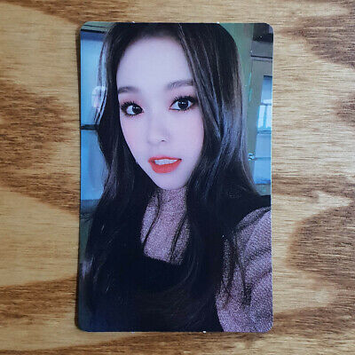 Gahyeon Official Photocard Dream Catcher 4th Mini Album The End of Nightmare