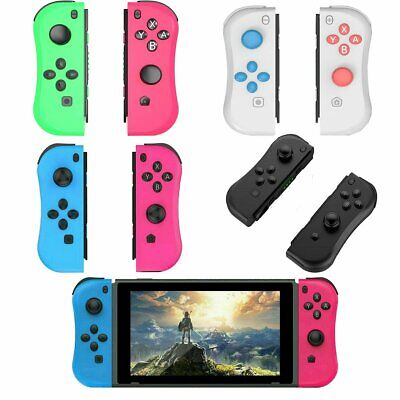 Left & Right Replacement Joy-Con Controller Joypad For Nintendo Switch Console