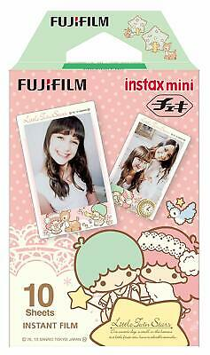 Fujifilm Instax Mini Film Little Twin Stars 10pcs For Mini 9 8 7s 70 90 25 SP-2