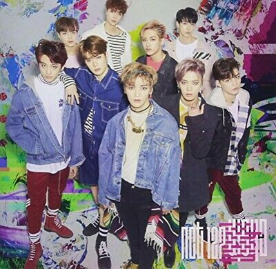 NCT 127 Chain Regal Edition CD Free Shipping