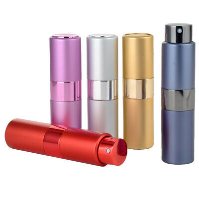 Refillable Perfume Atomiser Atomizer Aftershave Travel 15ml Spray Bottle UK AN