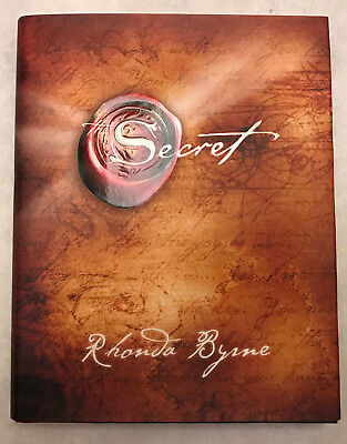 FIRST (1st) EDITION - The Secret by Rhonda Byrne (2006, Hardcover)