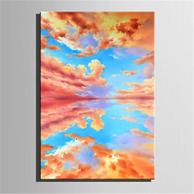 Modern Simple Home HandPainted Abstract Oil Painting Decor Art On Canvas Wall