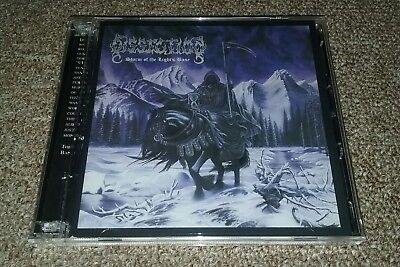 New 2006 End Records Pressed Dissection Storm Of The Light's Bane 2 CD Remaster