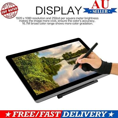 Acepen AP2151 LCD Writing Graphic Tablet Smart Hand-Painted Board Pen Display!