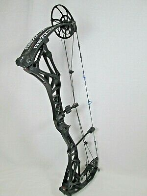 BOWTECH REALM RIGHT Hand Black tactical 40-50 LBS Compound Bow