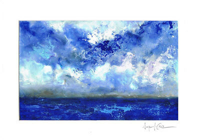 Modern Abstract Scenery Home Decor Art On Canvas HandPainted Oil Painting Wall
