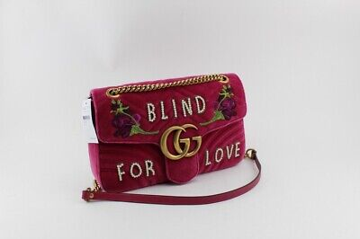 313eefb3f12e0a GUCCI BLIND FOR love Limited Edition Bag - $2,000.00 | PicClick
