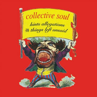 Hints Allegations And Things Left Unsaid - Collective Soul (2019, CD NEU)