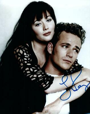 Luke Perry 8x10 Signed Autographed Photo Picture with COA