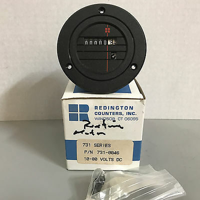 NIB Redington Counters 731-0046 731 Series Counter