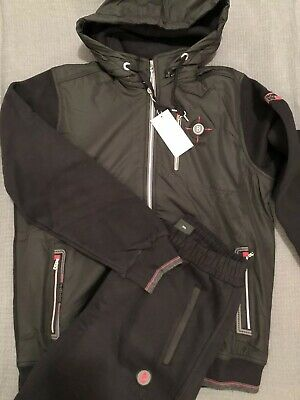Bogner warm winter Track Suit Jacket Hoody And Pants 3XL Fleece bcc3f82e9