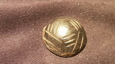 Beautiful & rare Post Medieval/Tudor Silver mount Please read description. L126s