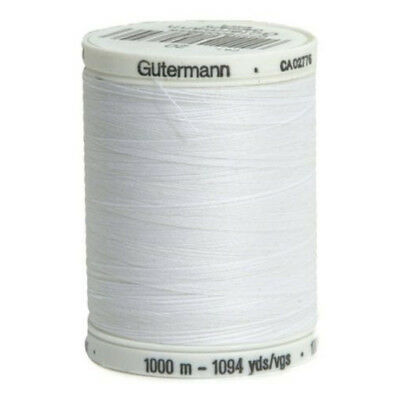 Gutermann Polyester 1000 m Reels... All Colours Available.