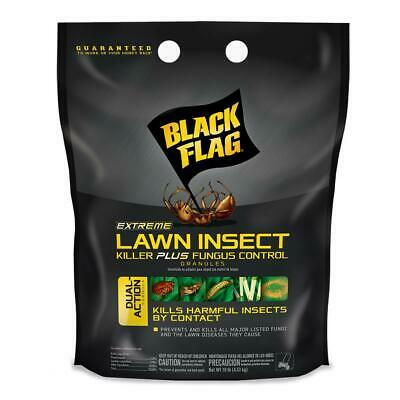 New Extreme Lawn Insect Killer Plus Fungus Control Granules 10lbs Bag
