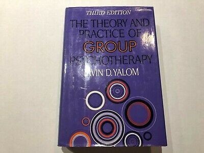 Theory and Practice of Group Psychotherapy by Irvin D. Yalom (1995, Hardcover)