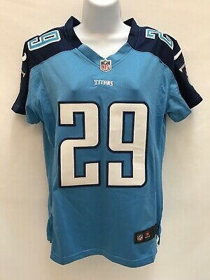 Nice NIKE TENNESSEE TITANS Demarco Murray Jersey Mens Light Blue Size  supplier