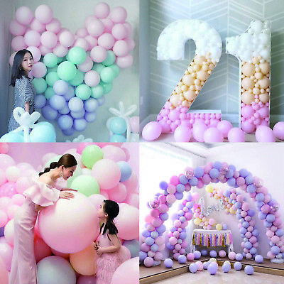 Lots Latex Balloons Wedding Birthday Party Air Helium Latex Balloon Baby Shower
