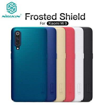Nillkin Super Frosted Case For Xiaomi Mi 9 Matte PC Hard Shockproof Back Cover