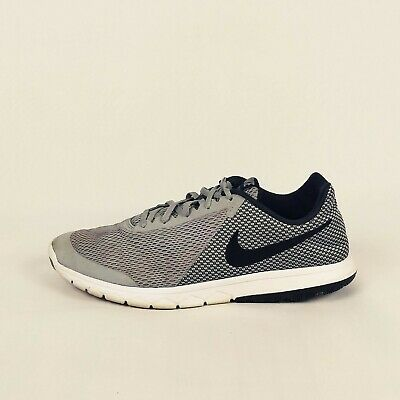 46c379789323 Nike Flex Experience RN 6 Running Shoes Mens Size 12 Wolf Gray Mesh 881802 -002