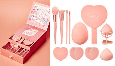 MISSHA Peach Land Limited Edition MAKE-UP TOOL KIT 12pcs+Gift 2019 New Release