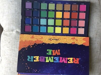 """New Amorus Remember Me 32 Eyeshadow Palette With Mirror """"Coco"""" Inspired"""