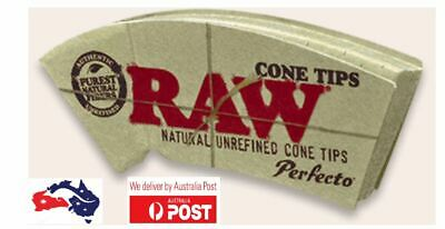 RAW Authentic Perfecto Cone Tips X 3+ Don't Buy Fake RAW papers+ Spain