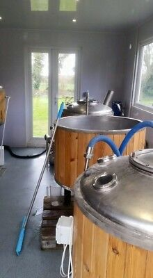 Two nights accommodation and a day of brewing beer.
