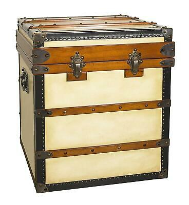 Authentic Models Polo Club End Table Trunk - Polo Club