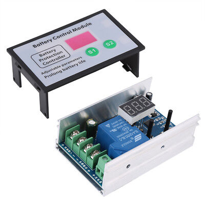 10-60V 30A Automatic Voltage Control Battery Over-discharge Protection Module hg