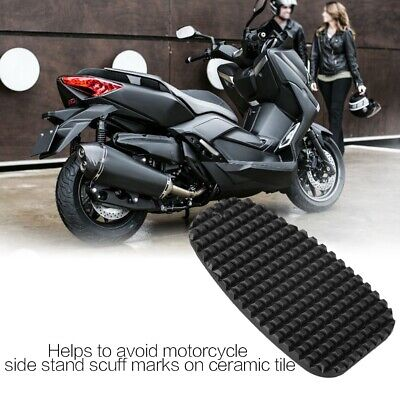 Universal Motorcycle Kickstand Pad Side Stand Support Plate for Soft Ground
