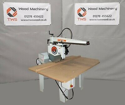 New Maggi J640 Radial Arm Cross Cut Saw *£2,750 + Vat*