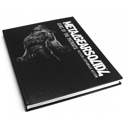 Metal Gear Solid 4 : Guns Of Patriots - Hardcover [Official Strategy Guide]