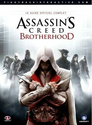 Assassin's Creed : Brotherhood *SEALED* Strategy Guide