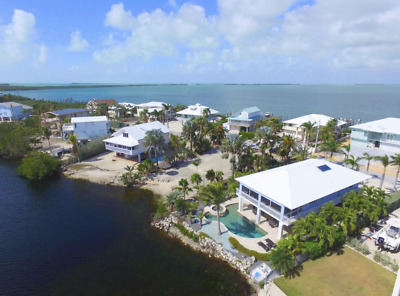 Pre-Foreclosure/(Tax Lien) Waterfront Land Florida Keys Monroe County 5,000 SF