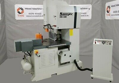 New Sawyer HB-800H Vertical Band Resaw *£16,850 + Vat*
