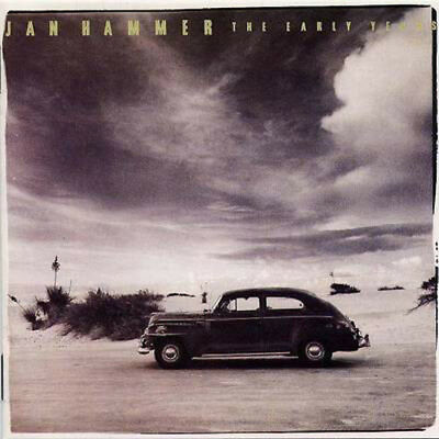 LP Vinyl Jan Hammer The Early Years From CBS