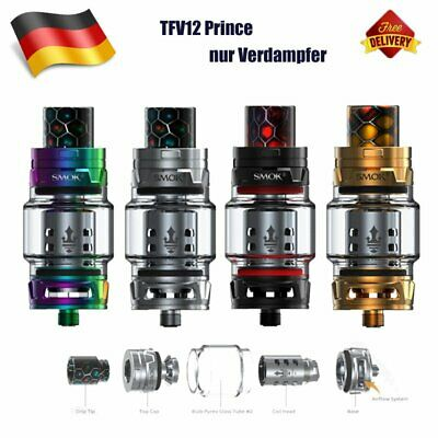 Smok TFV12 Prince Tank 8ml Cloud Beast E Cigarette Atomizer 4 color