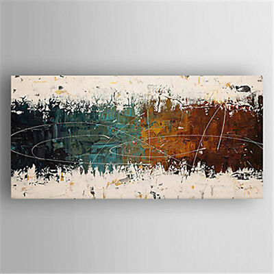 Huge Abstract Modern Home Decor Art On Canvas Hand-Painted Oil Painting Wall