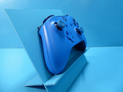 Microsoft Xbox One Wireless Controller Blue Grade C (604076)