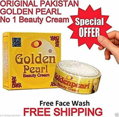 6 PC 100% original Golden pearl beauty cream From Pakistan